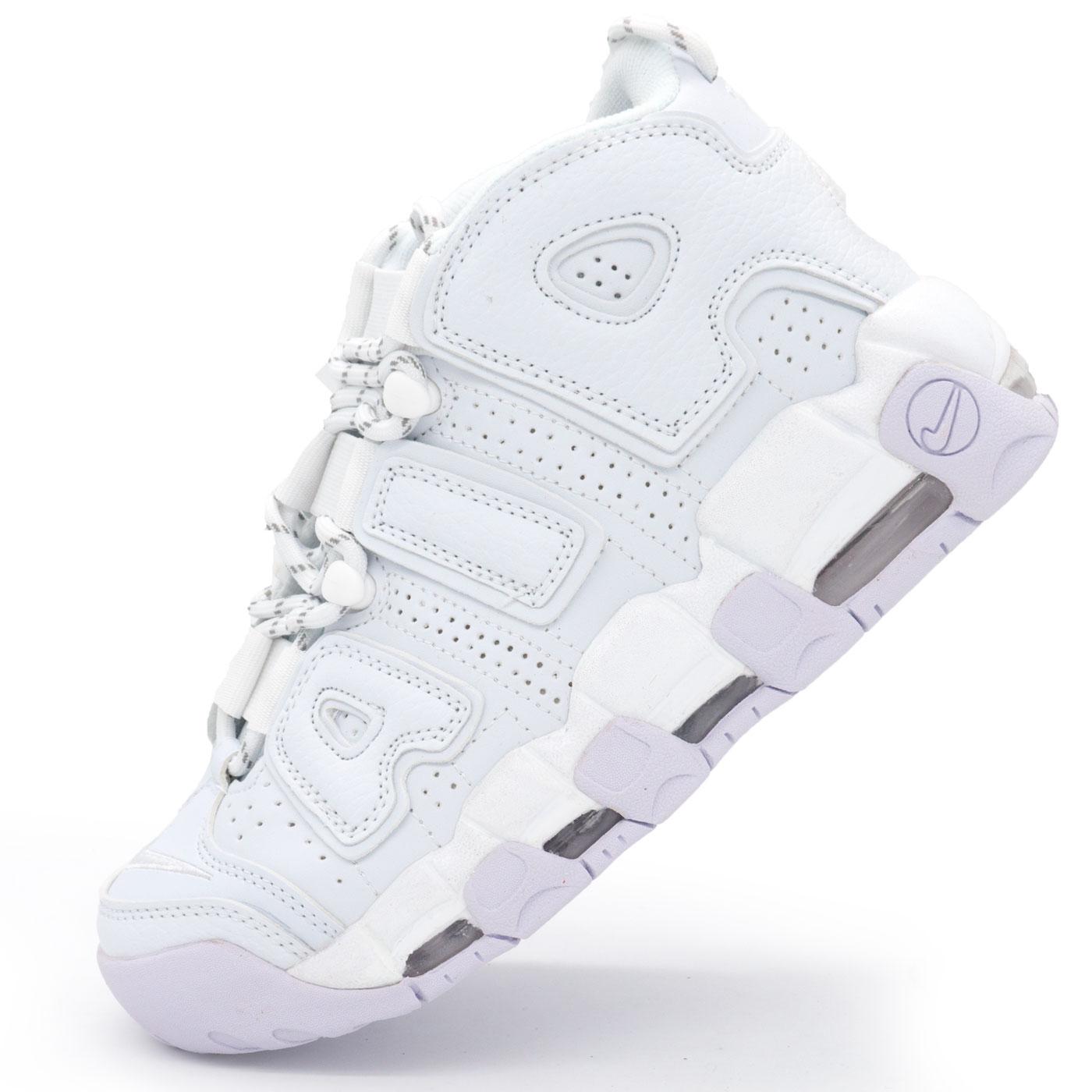 фото main Кроссовки Nike Air More Uptempo белые. Топ качество! main