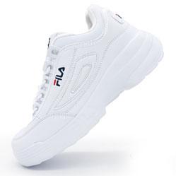 Женские белые кроссовки FILA Disruptor 2 - China