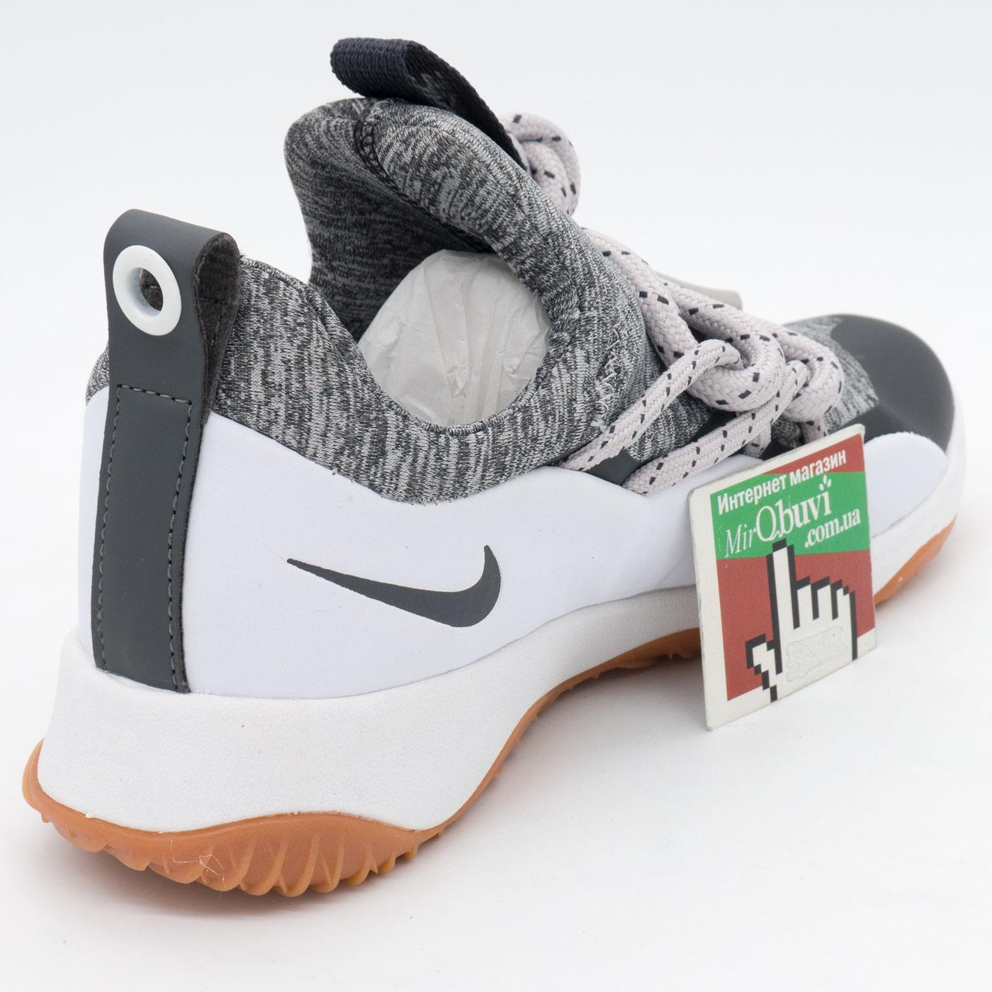 фото back Женские кроссовки Nike City Loop серо-белые. Топ качество! back