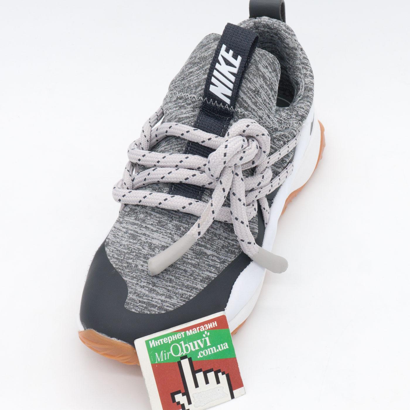 фото front Женские кроссовки Nike City Loop серо-белые. Топ качество! front