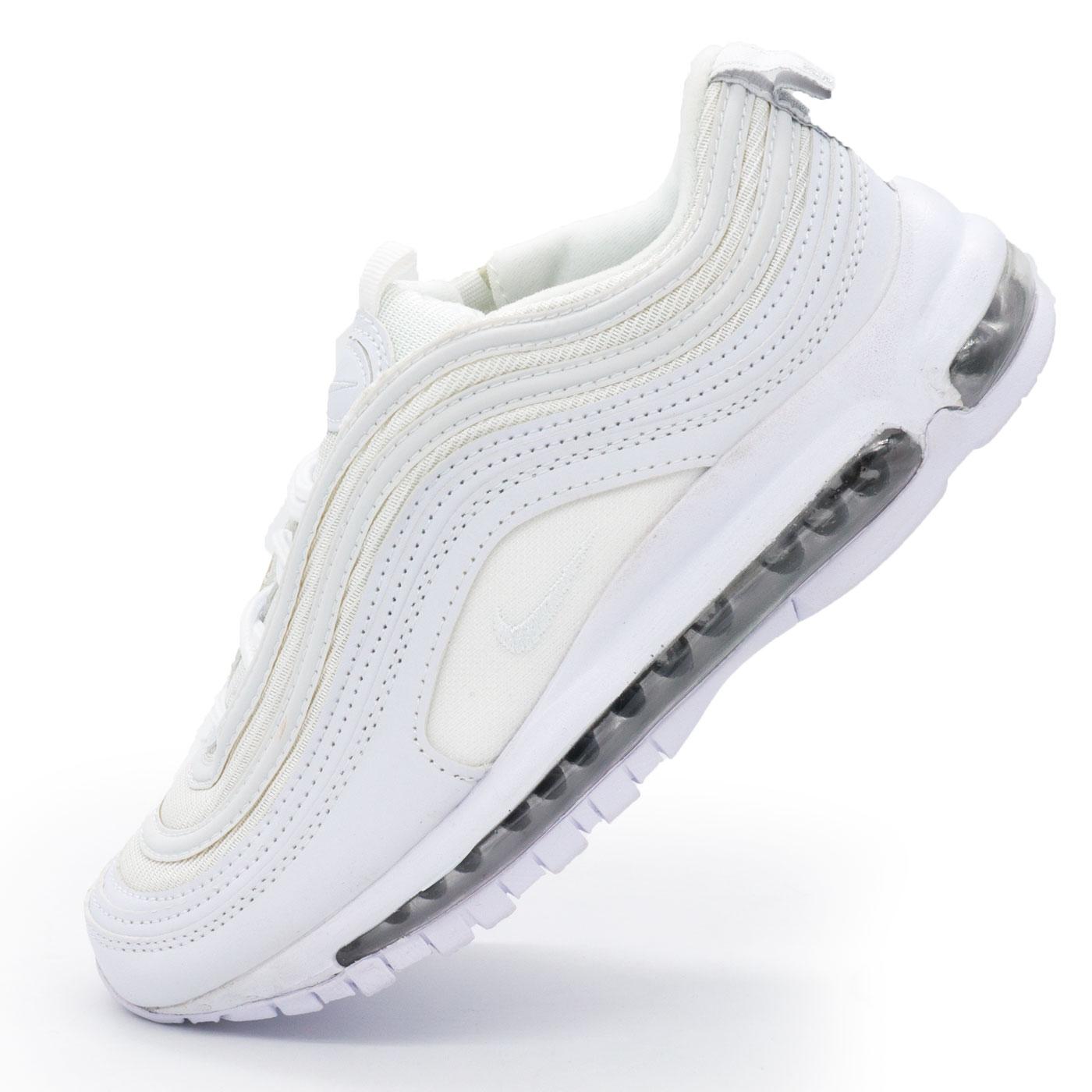 фото main Кроссовки Nike air max 97 белые. Топ качество! main