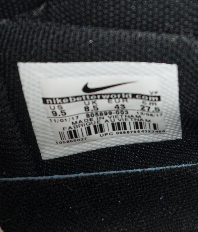 большое фото №6 Высокие черные кроссовки Nike Lunar Force 1 Duckboot. Топ качество!