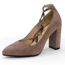 Женские туфли LIICI 2004-А2307 Apricot бант