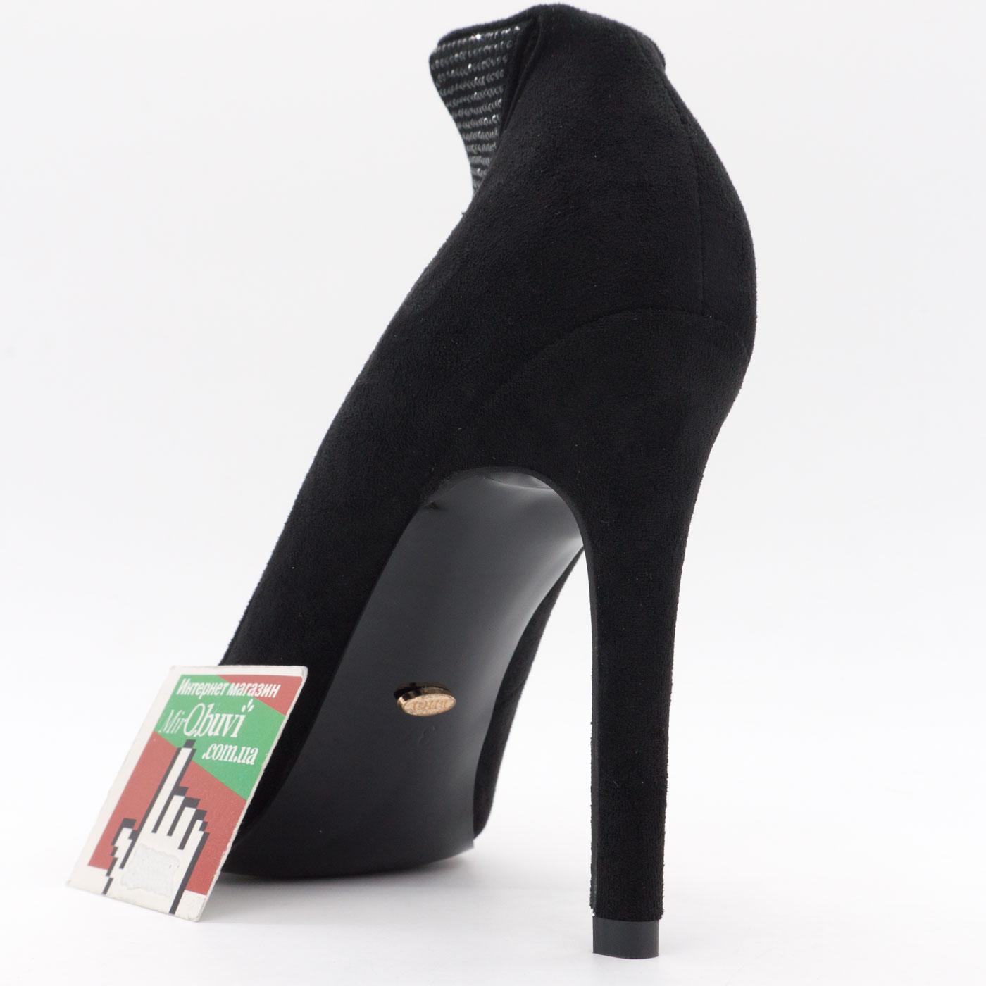 фото back Женские туфли LIICI F1010-T66-1 черные back