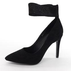 Женские туфли LIICI F1010-T66-1 черные