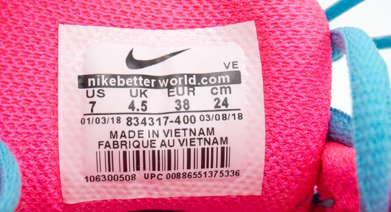 большое фото №5 Женские кроссовки для бега Nike Zoom Pegasus 33 голубые. Топ качество!