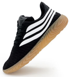 Кроссовки Adidas Sobakov черные. Топ качество!