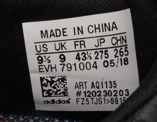 большое фото №5 Кроссовки Adidas Sobakov черные. Топ качество!