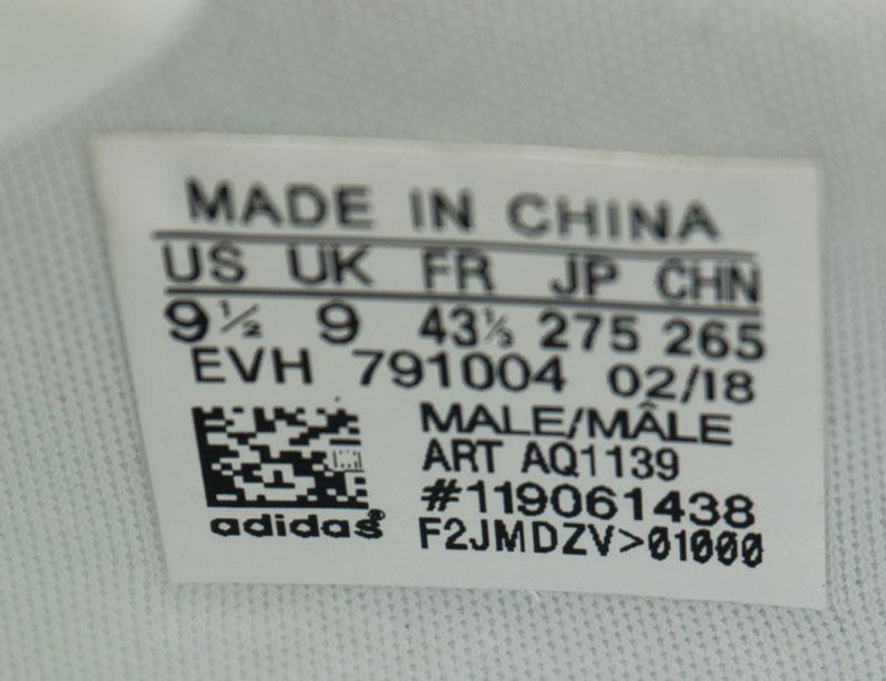 большое фото №6 Кроссовки Adidas Sobakov белые с желтой подошвой, рефлективные. Топ качество!