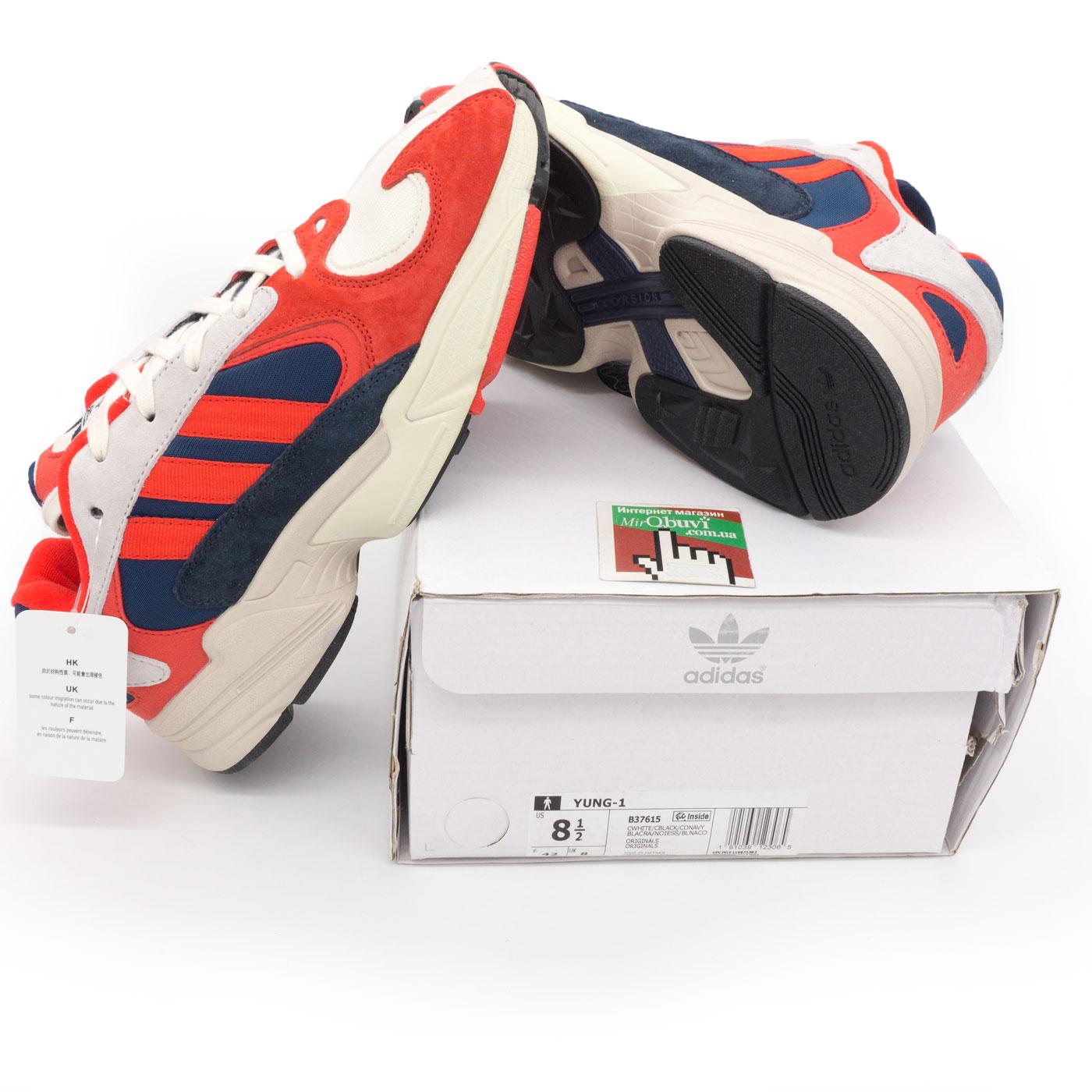 фото кроссовок Adidas  Yung