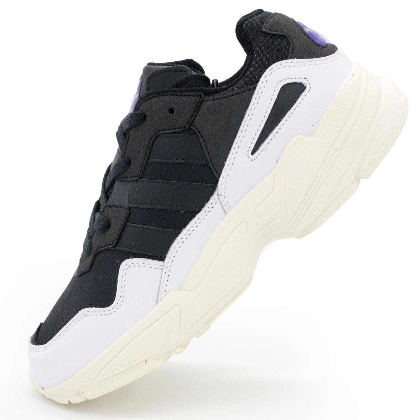фото main Кроссовки Adidas Yung-96 черно-белые. Топ качество! main