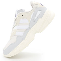 Кроссовки Adidas Yung-96 бежевые. Топ качество!