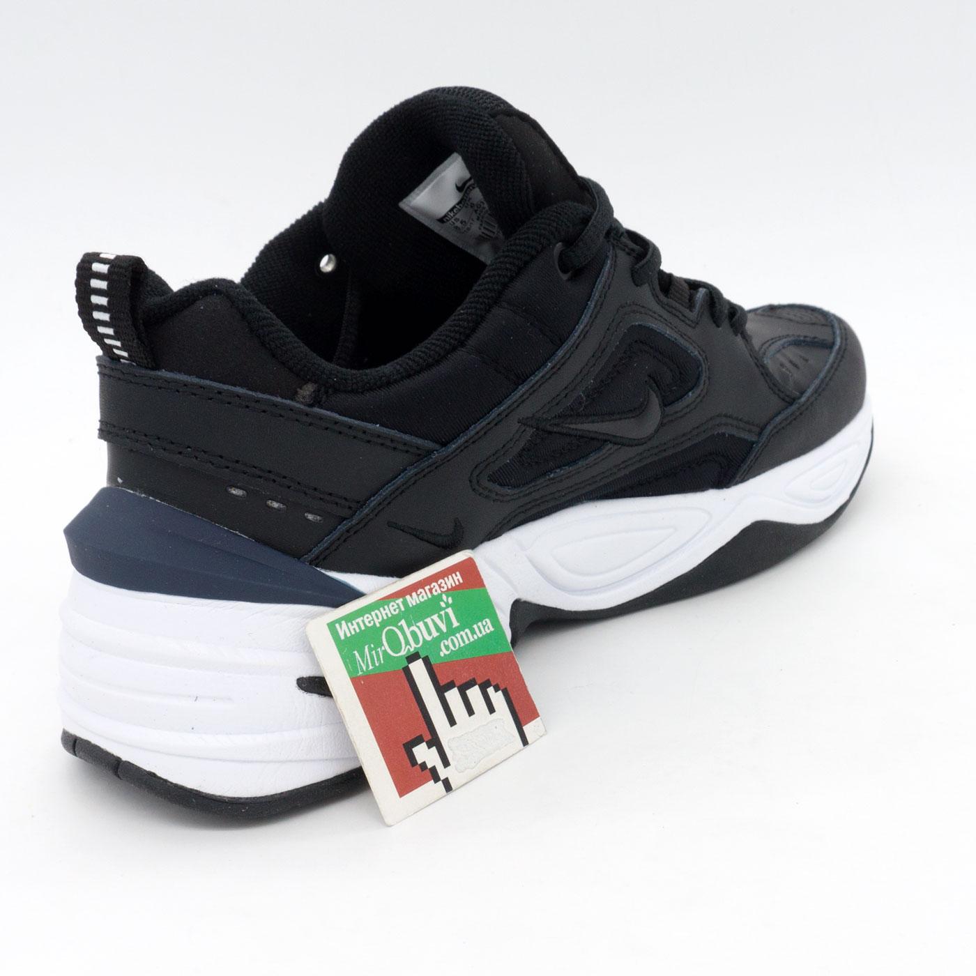 фото back Кроссовки Nike M2K Tekno черно-белые. Топ качество! back