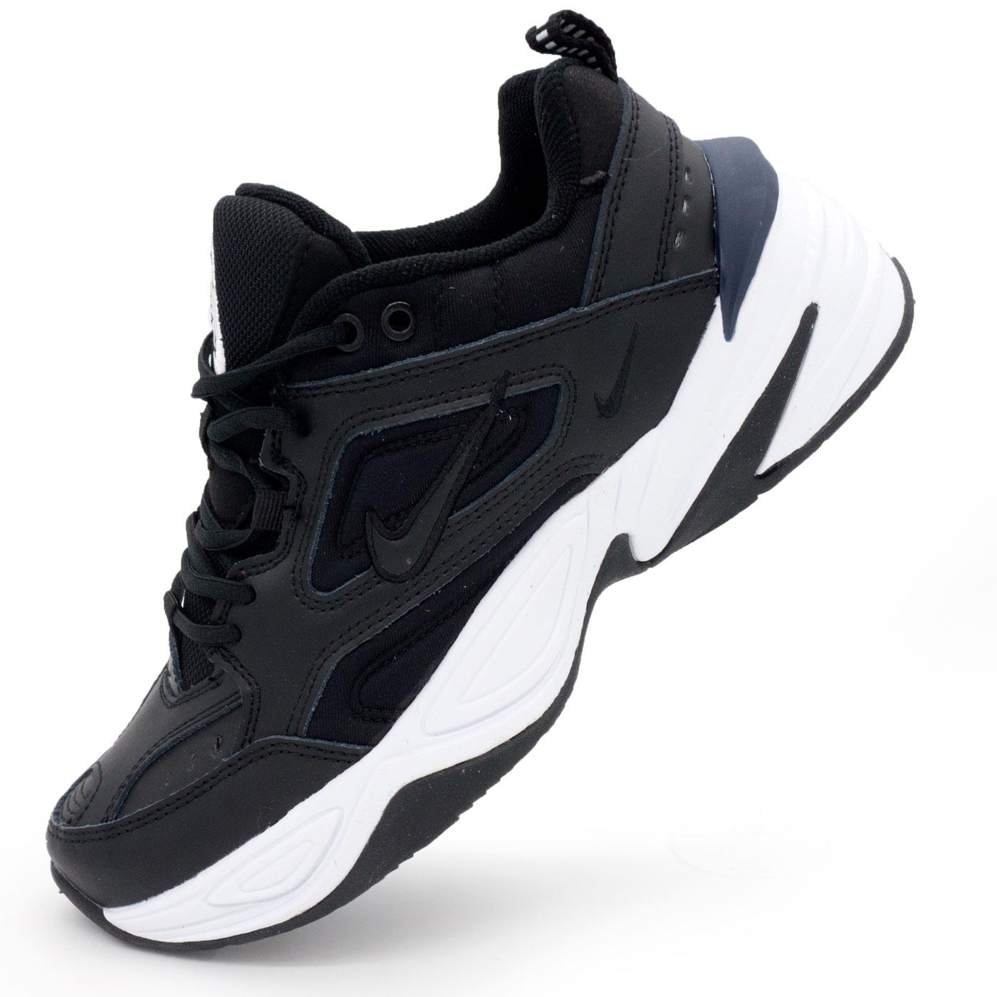 фото main Кроссовки Nike M2K Tekno черно-белые. Топ качество! main