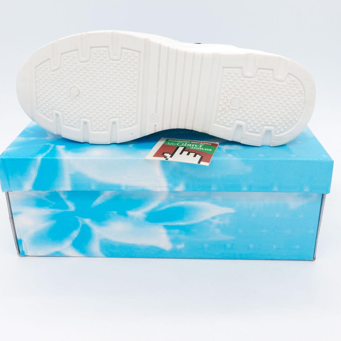 фото bottom Белые летние кроссовки Lady Lily - FILA bottom