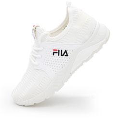 Белые летние кроссовки Lady Lily - FILA