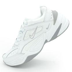 Кроссовки Nike M2K Tekno полностью белые