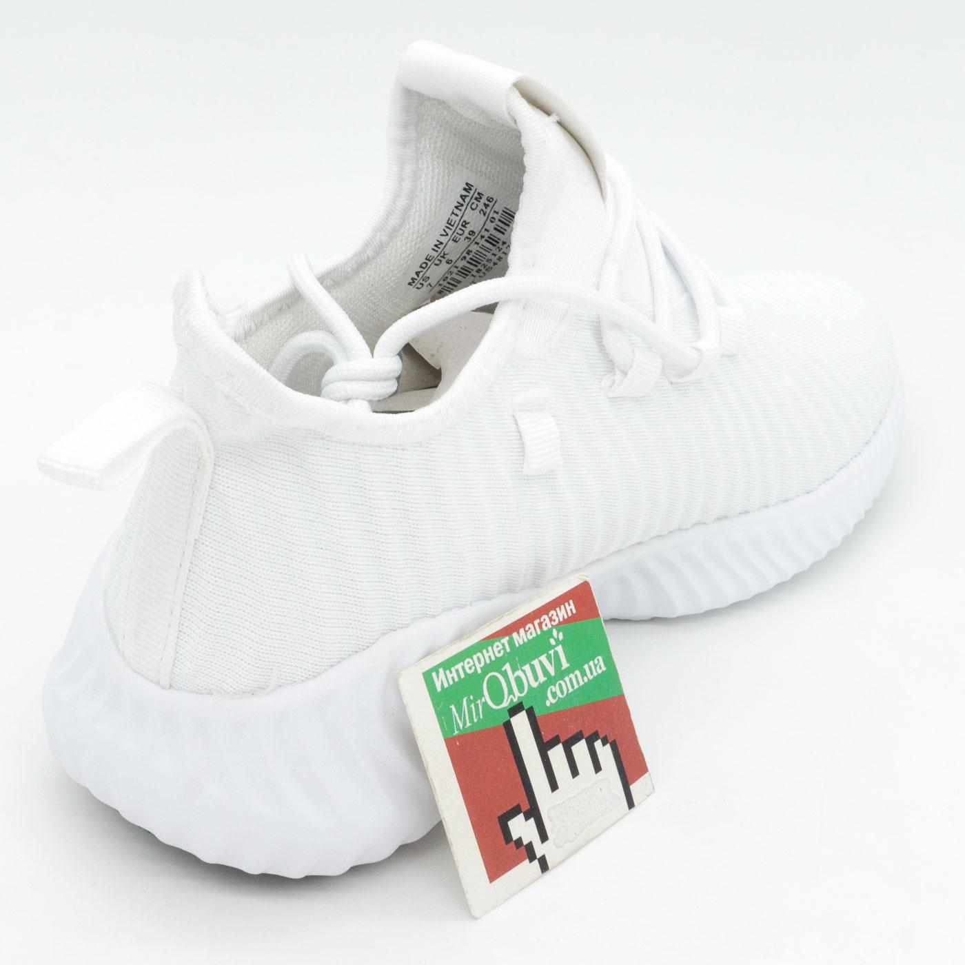 фото back Женские кроссовки Adidas Alphabounce Instinct белые. back