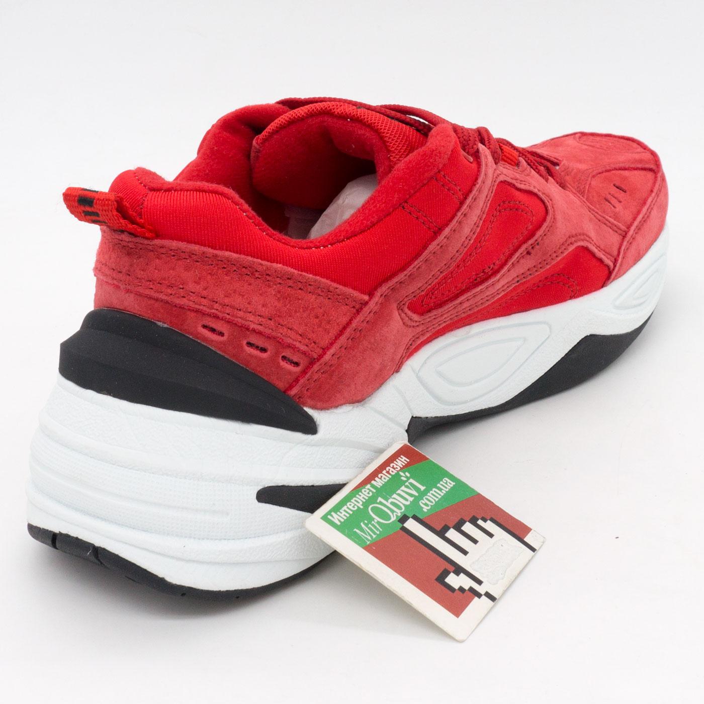 фото back Кроссовки Nike M2K Tekno красные back