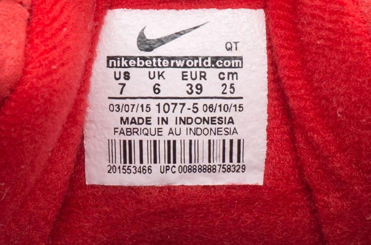 большое фото №6 Кроссовки Nike M2K Tekno красные
