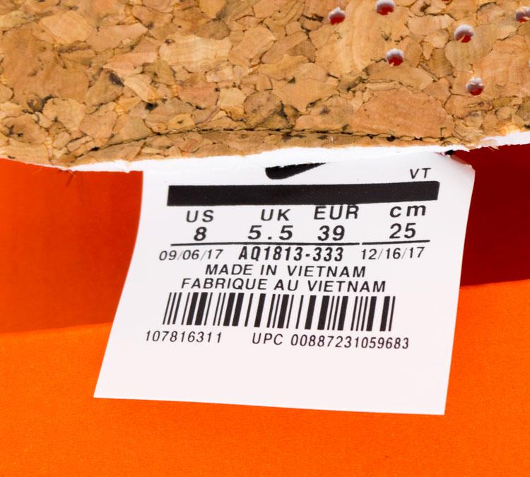 большое фото №6 Кроссовки Nike React 87 Undercover белые с красным. Топ качество!