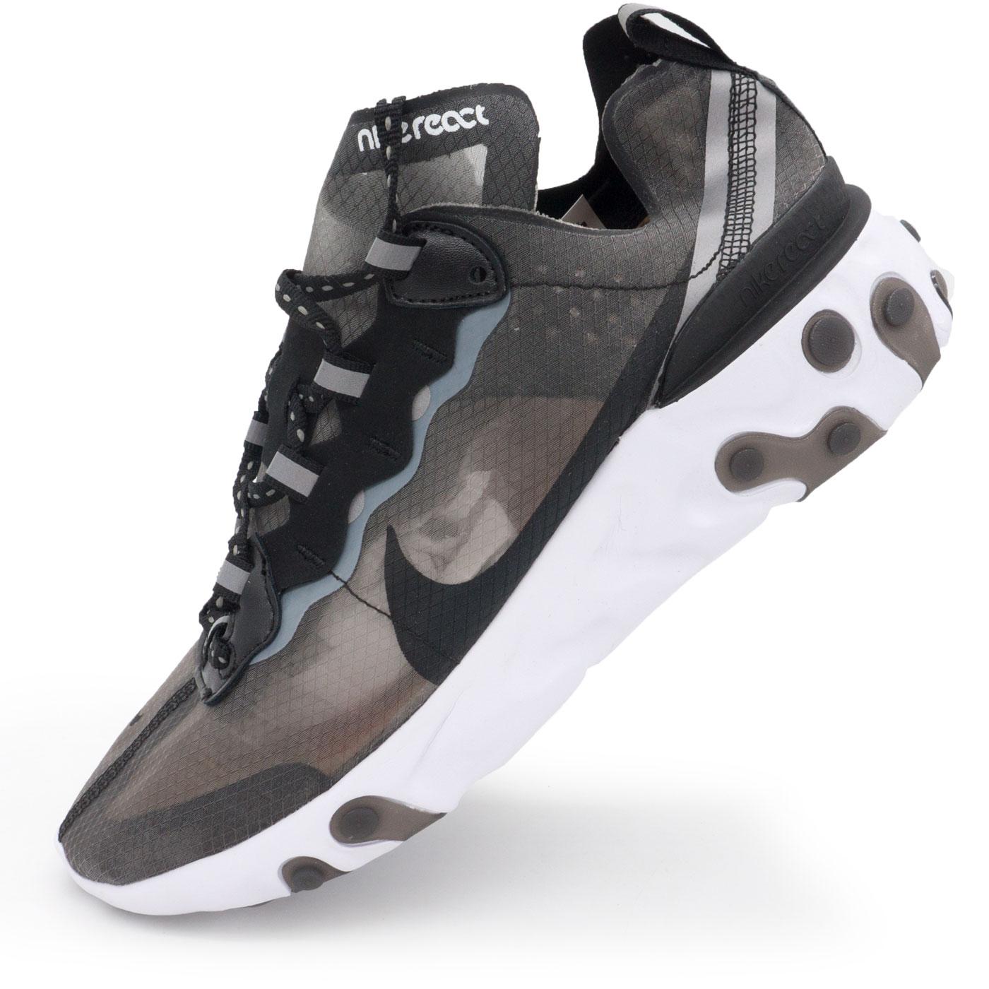 фото main Мужские кроссовки Nike React 87 Undercover черные. Топ качество! main