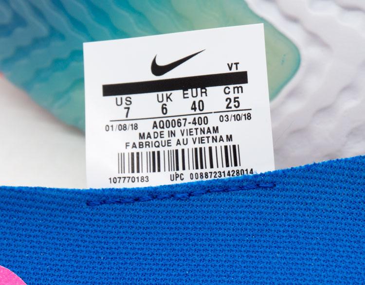 большое фото №6 Кроссовки для бега Nike Epic React Flyknit белые. Топ качество!