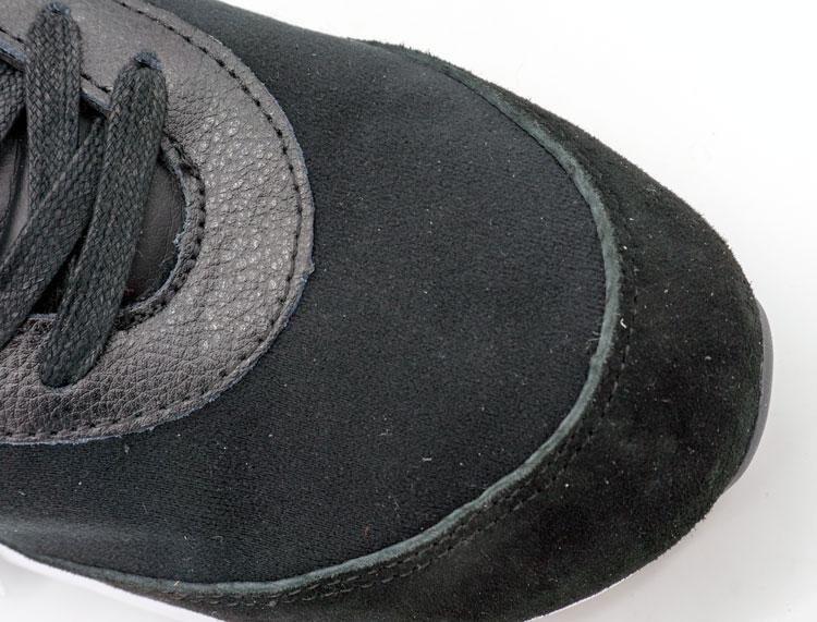 большое фото №5 Мужские кроссовки Adidas Sharks черно-белые. Топ качество!