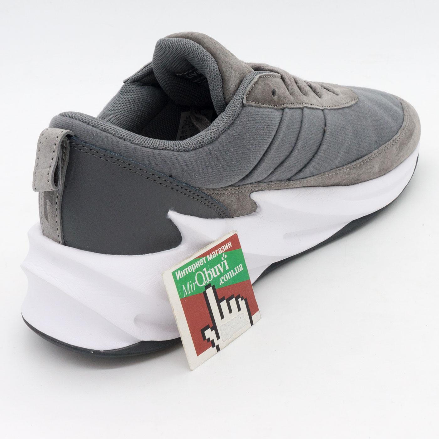 фото back Мужские кроссовки Adidas Sharks серые. Топ качество! back