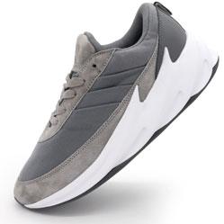 Мужские кроссовки Adidas Sharks серые. Топ качество!