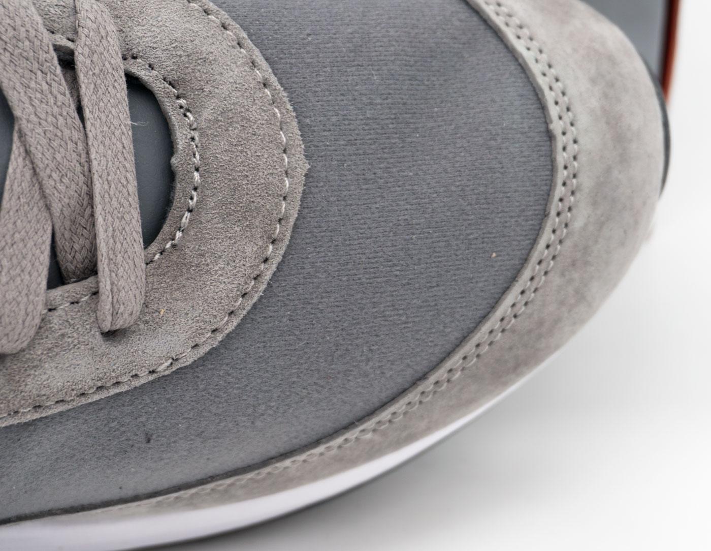 большое фото №6 Мужские кроссовки Adidas Sharks серые. Топ качество!