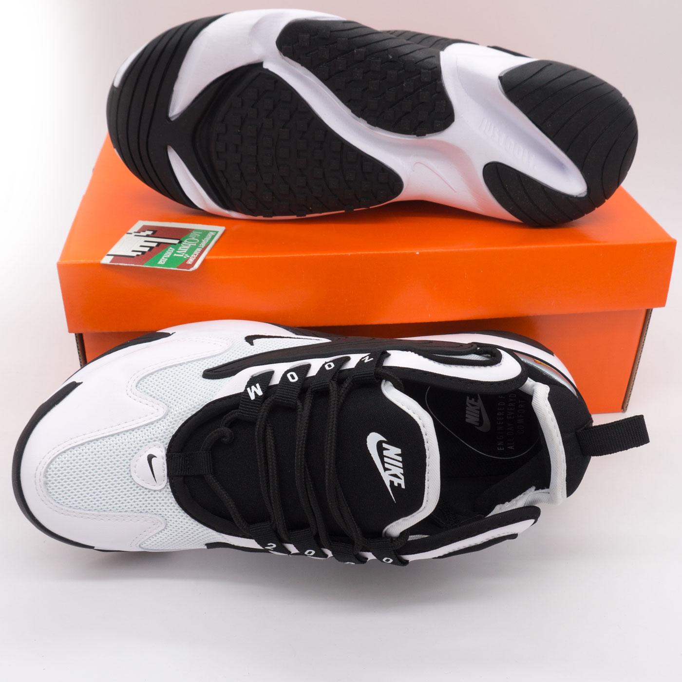 фото bottom Кроссовки Nike Zoom 2K черные. Топ качество! bottom