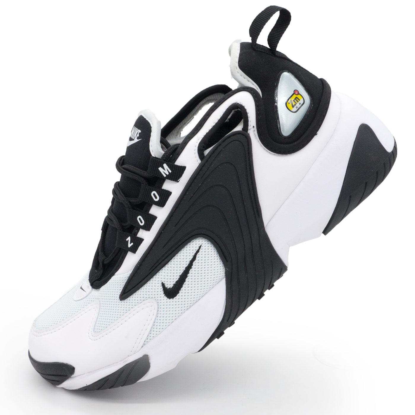 фото main Кроссовки Nike Zoom 2K черные. Топ качество! main