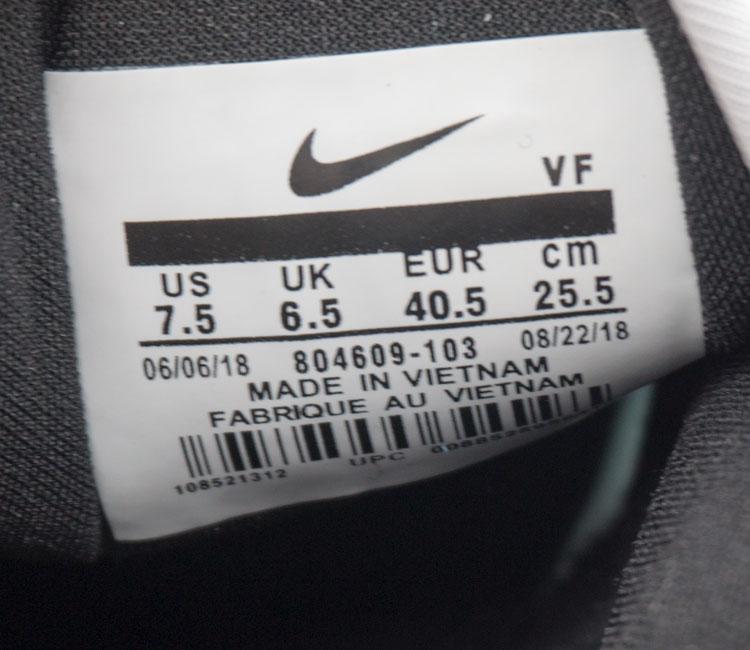 большое фото №6 Кроссовки Nike Zoom 2K черные. Топ качество!