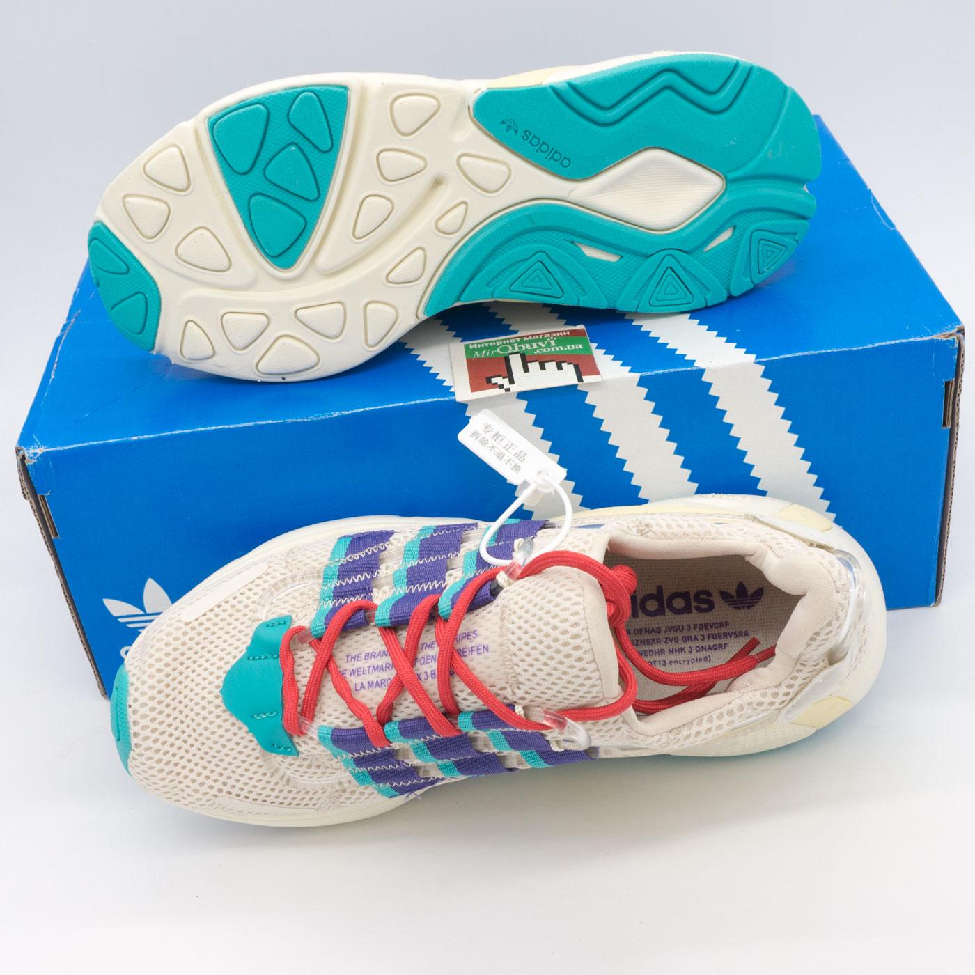 фото bottom Женские кроссовки Adidas Lxcon (Лексикон) серые. Топ качество! bottom