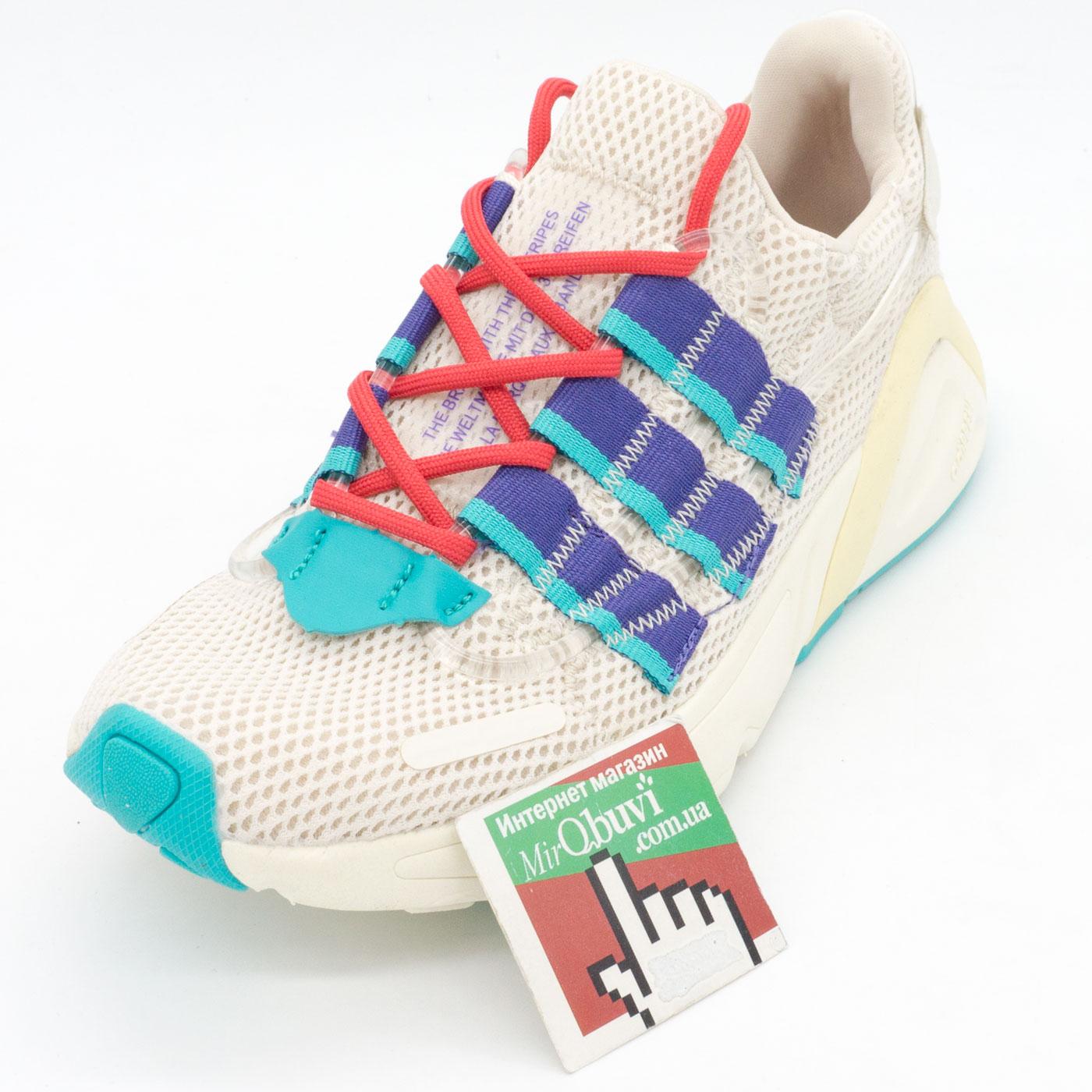 фото front Женские кроссовки Adidas Lxcon (Лексикон) серые. Топ качество! front