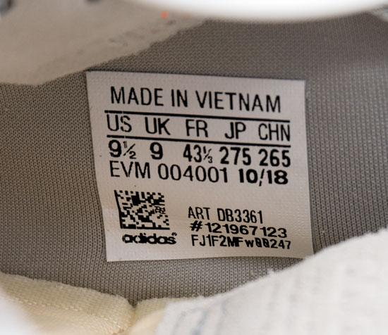 большое фото №6 Мужские кроссовки Adidas Nite Jogger серые. Топ качество!