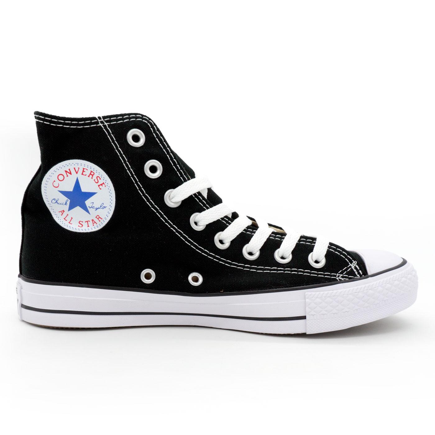 фото main Кеды Converse высокие черно-белые - Топ качество! -распродажа main