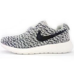 Кроссовки Nike Roshe Run зебра. Топ качество!!!
