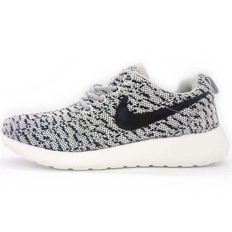 фото main Кроссовки Nike Roshe Run зебра. Топ качество!!! main