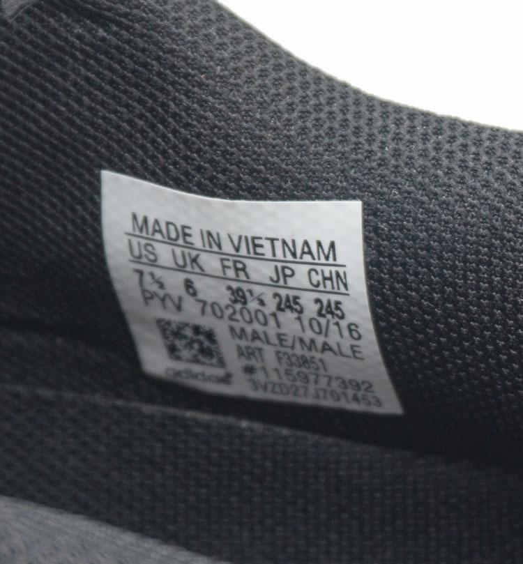 большое фото №5 Женские кроссовки Adidas Sharks полностью черно. Топ качество!