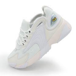 Кроссовки Nike Zoom 2K белые. Топ качество!