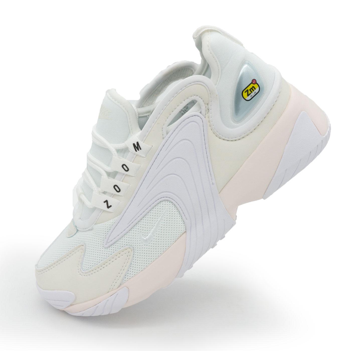 фото main Кроссовки Nike Zoom 2K белые. Топ качество! main