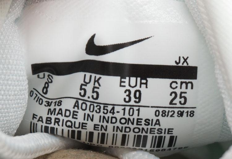 большое фото №6 Кроссовки Nike Zoom 2K белые. Топ качество!