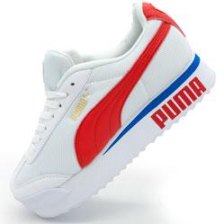 Женские кроссовки Puma Pialdqom Tiger белые. Топ качество!