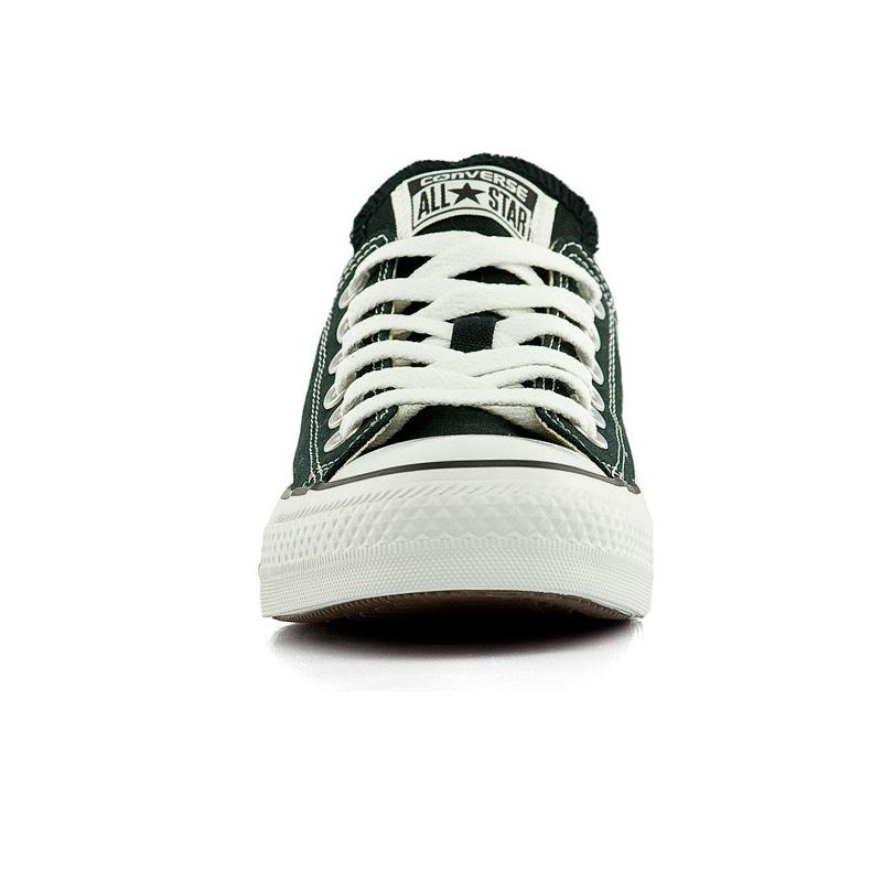 фото back Кеды Converse низкие черные 2 - Топ качество! back
