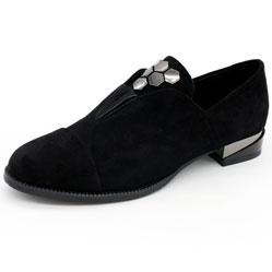 фото Женские туфли LIICI 969-T426 замша black