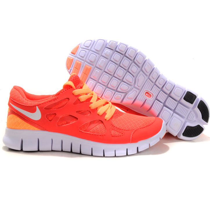 фото bottom nike free run 2  443815-608 bottom