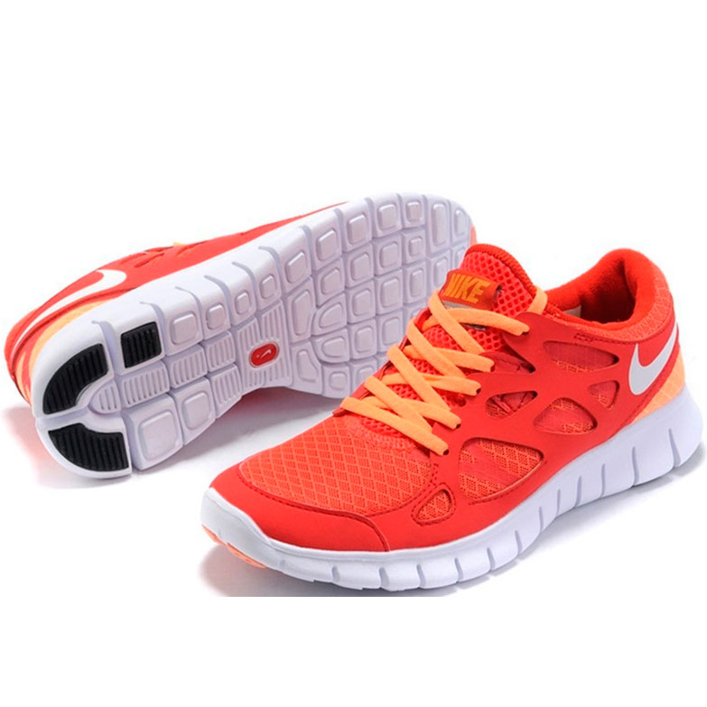 фото front nike free run 2  443815-608 front
