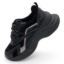 фото Женские кроссовки STILLI 936-1 черные